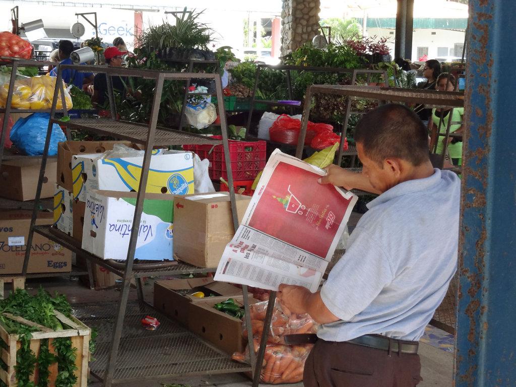 El Valle, Market