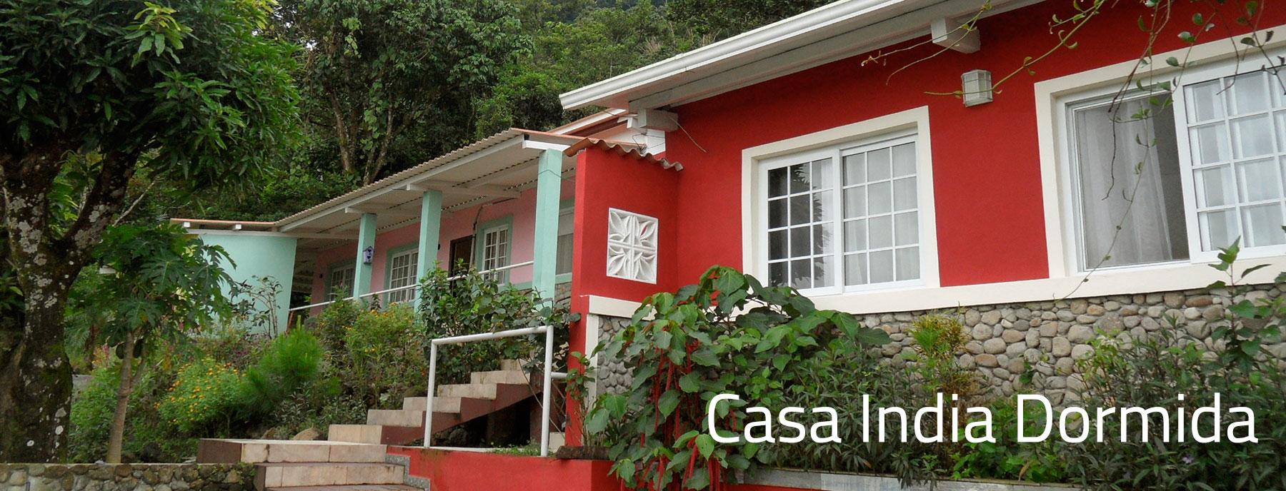 Casa India Dormida
