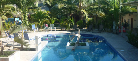 Hotel in Las Lajas, Chiriqui, for sale