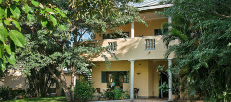 12 Bed Room Lodge at the Victoria Falls, Zimbabwe
