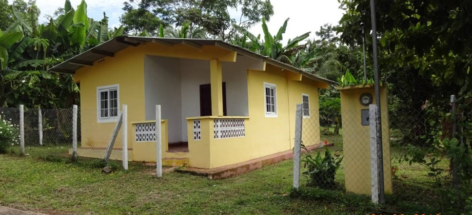 Remodelled House in Las Lajas, Chiriqui